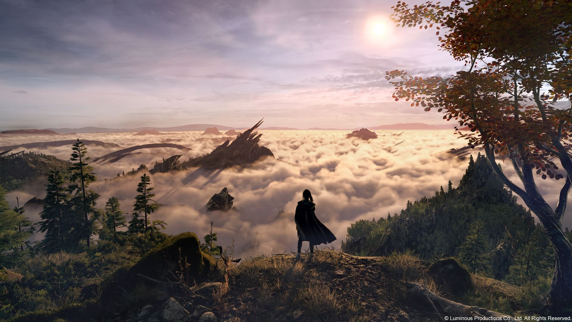 Square Enix and Luminous Reveal Project Athia
