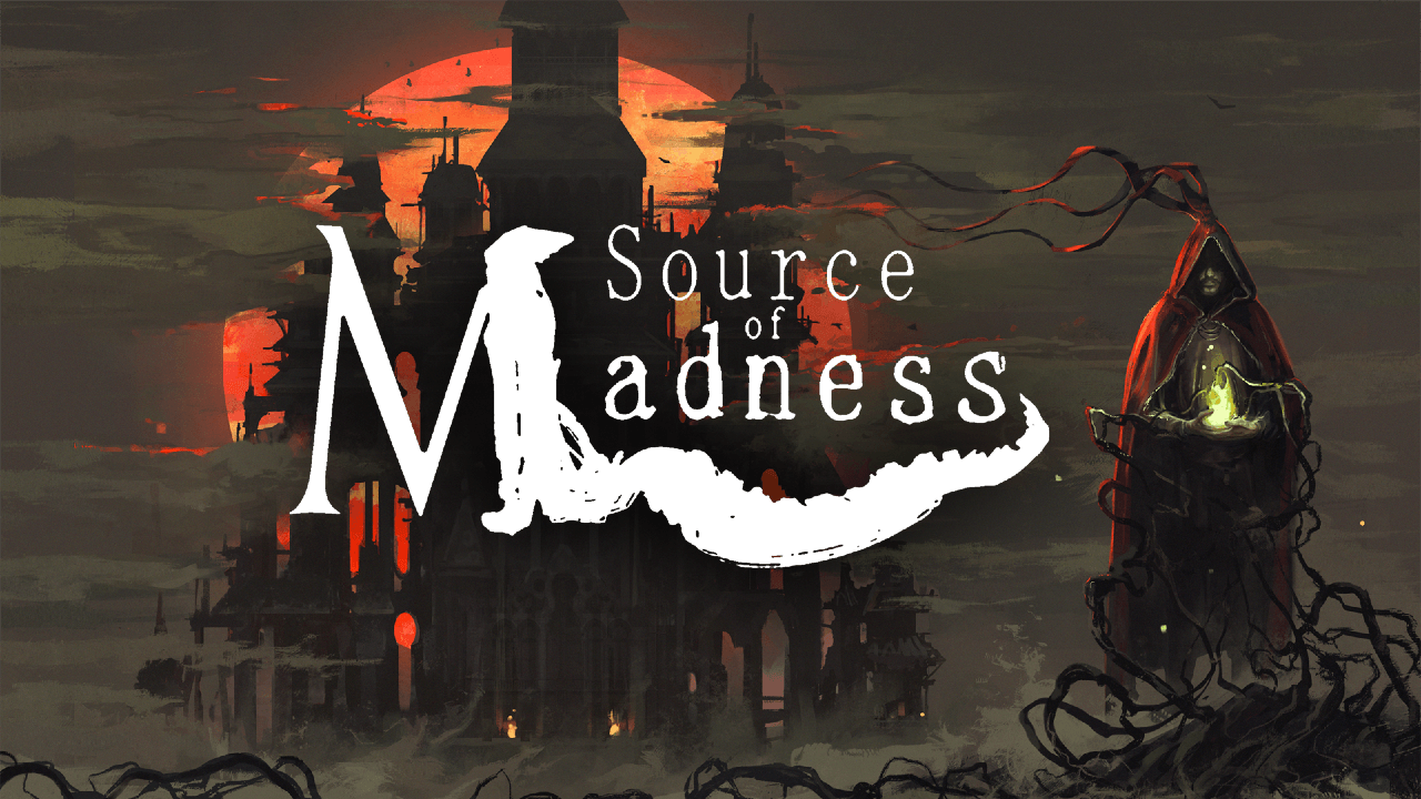Source of Madness Announced By Thunderful Publishing