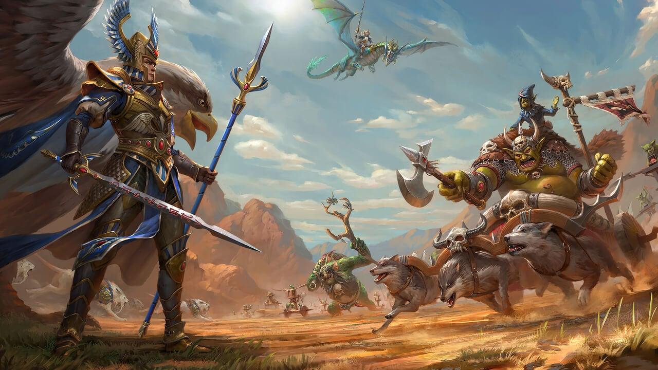 Warhammer Fantasy: Eltharion The Grim Lore Overview