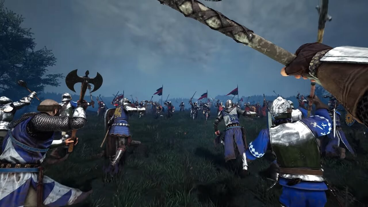 Chivalry 2 Announced With Cross-Platform Compatibility
