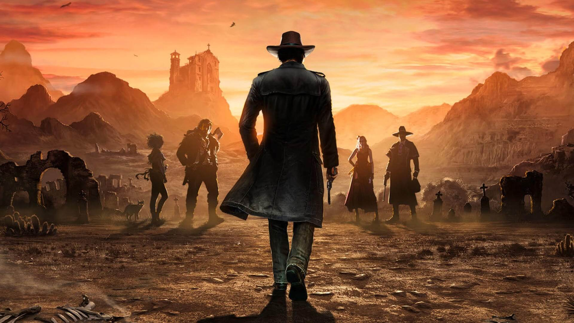 Desperados III Review: The Rootinest-Tootinest Strategy Game Out There