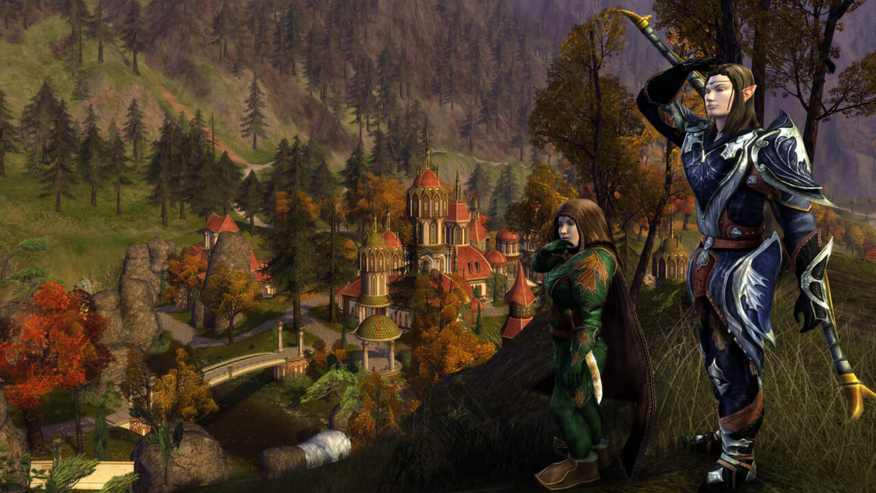 LOTRO Players Gather Online To Mourn Ian Holm