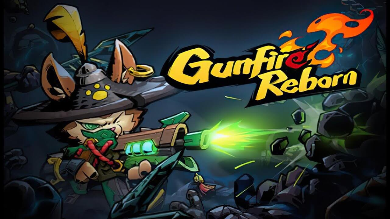 Gunfire Reborn Releases On Steam To Critical Acclaim