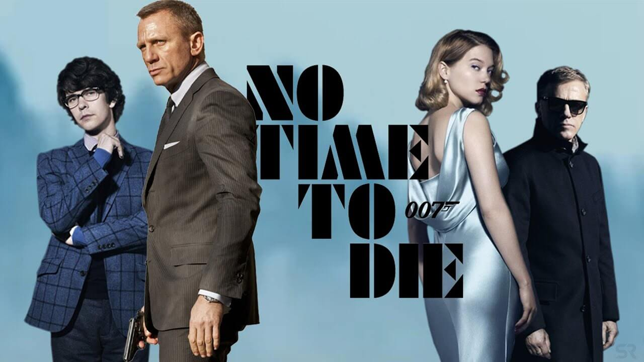 'No Time to Die' Releasing Five Days Earlier in the U.S.