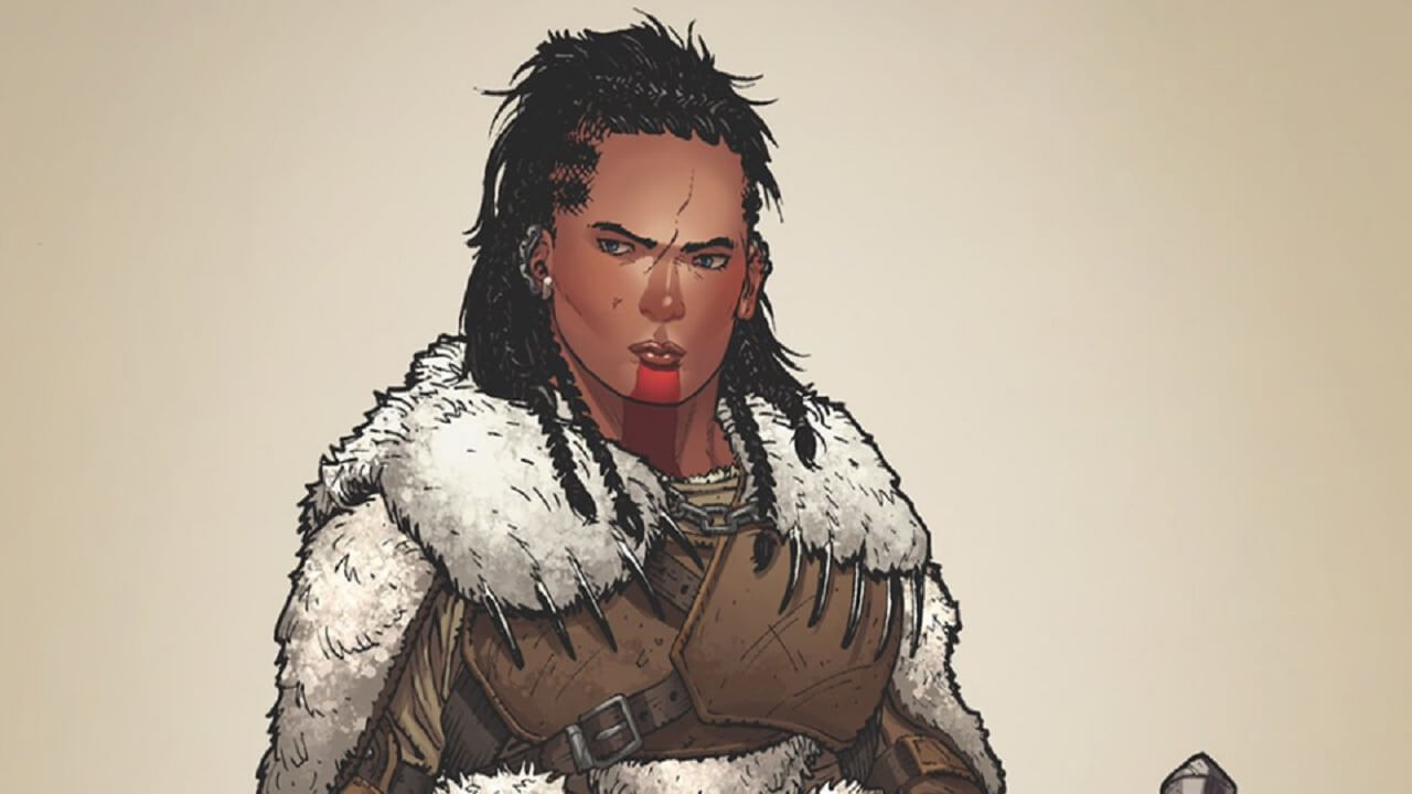 New Dungeons & Dragons Comic Based in Icewind Dale Revealed