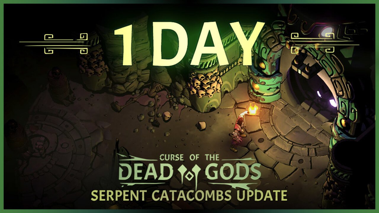 Curse of the Dead Gods New Content Update Is Live