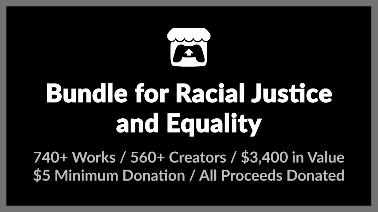 Itch.ioGame Bundle Raises Funds for Racial Justice