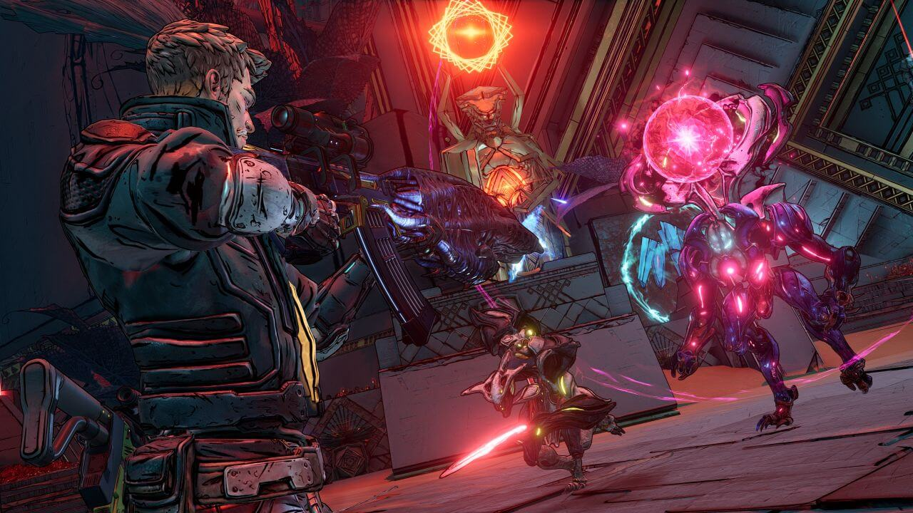 Borderlands 3 Releases Free DLC with 'Takedown at the Guardian Breach'