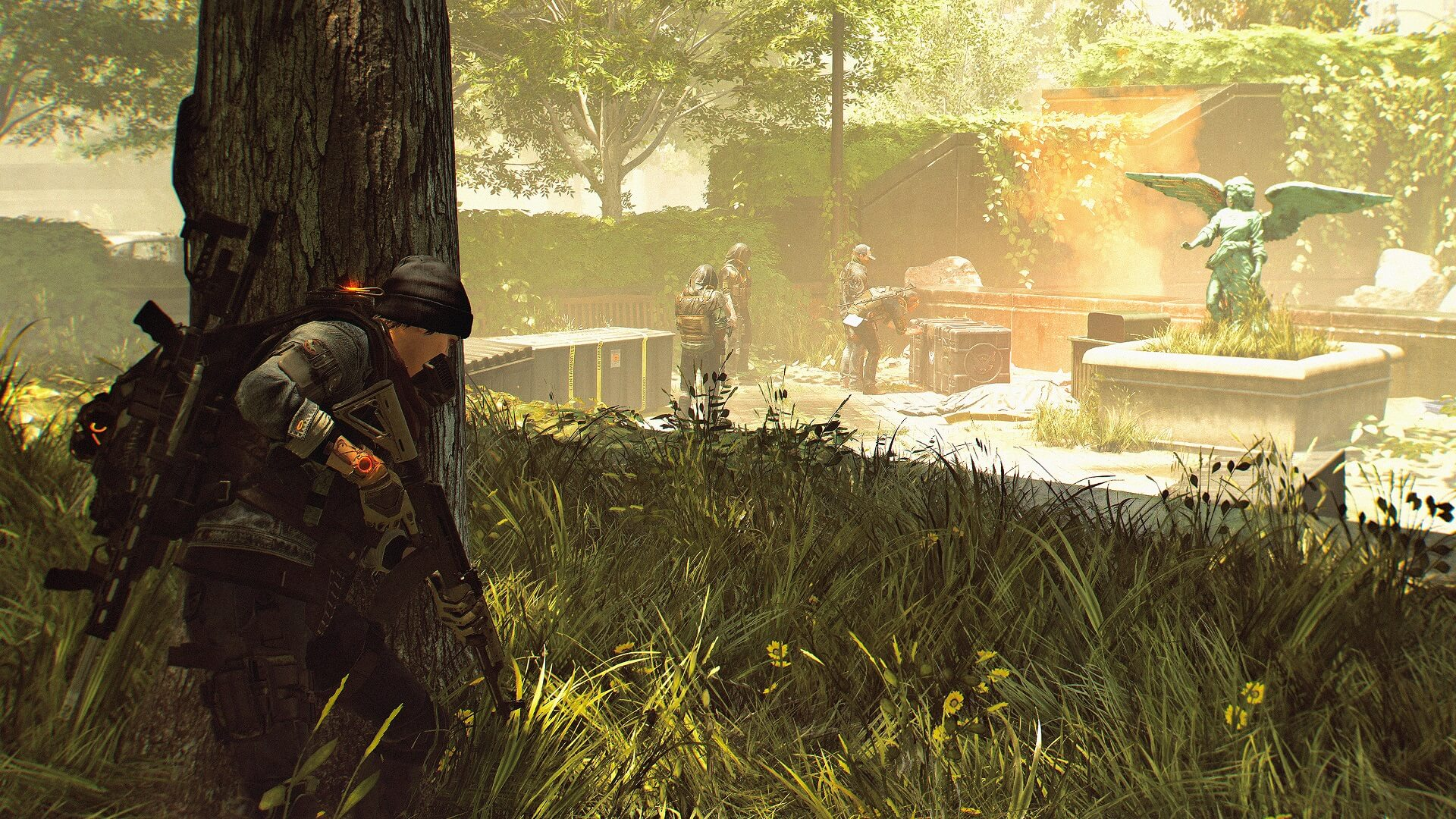 The Division 2 Title Update 10 Releases June 16th