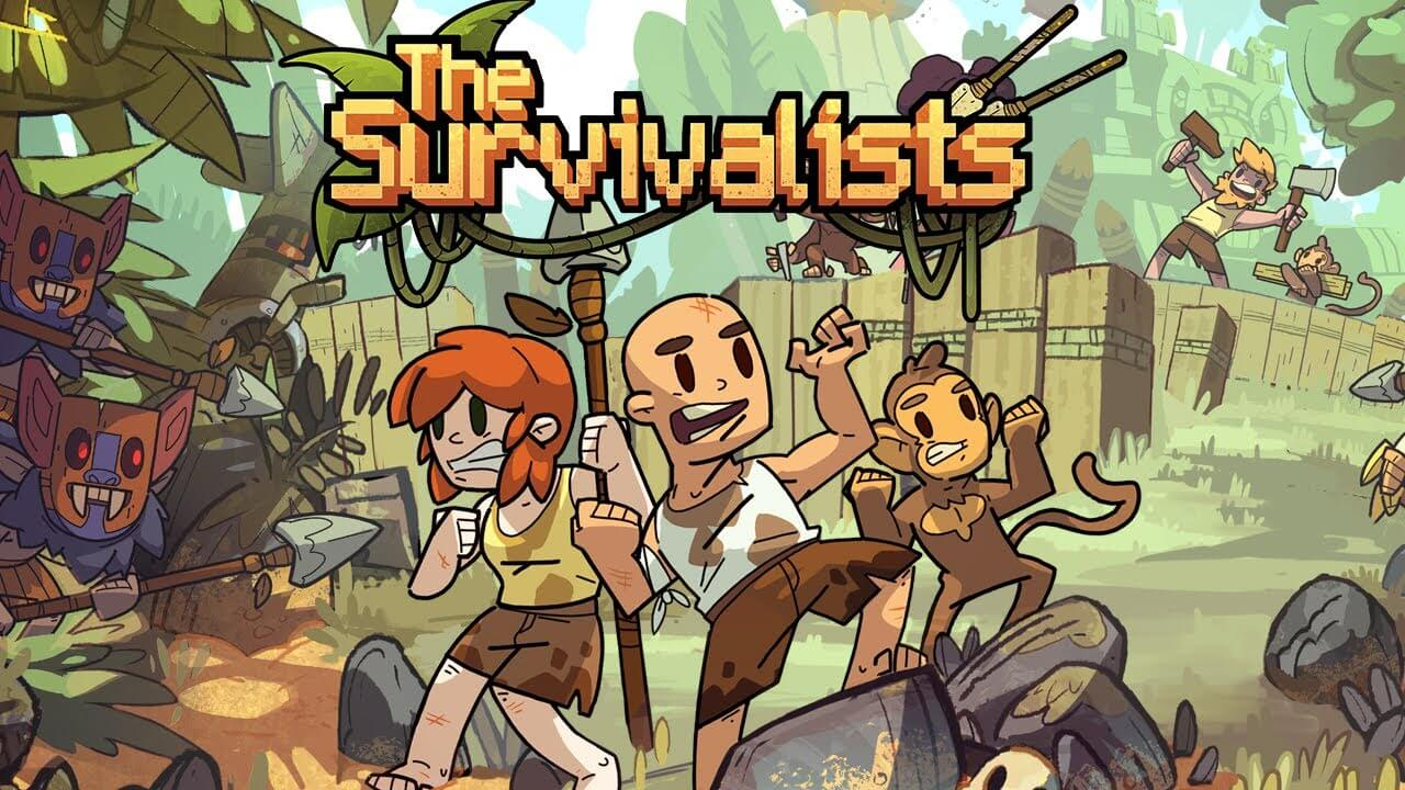 The Survivalists Demo by Team17 Arrives On Steam