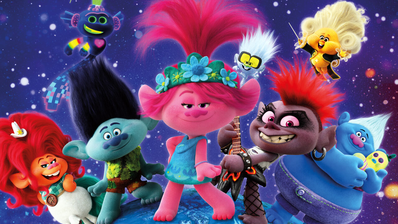 Trolls World Tour has topped box office since Easter