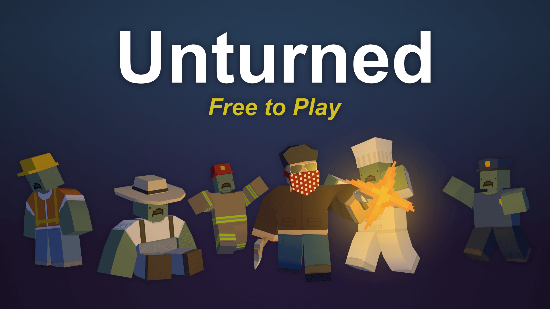 Unturned Shoots Onto Consoles This Fall