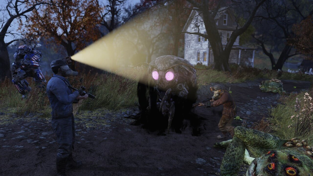 Fallout 76 Cryptids: The Mothman - Everything You need to Know