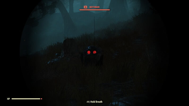 Fallout 76 Cryptids