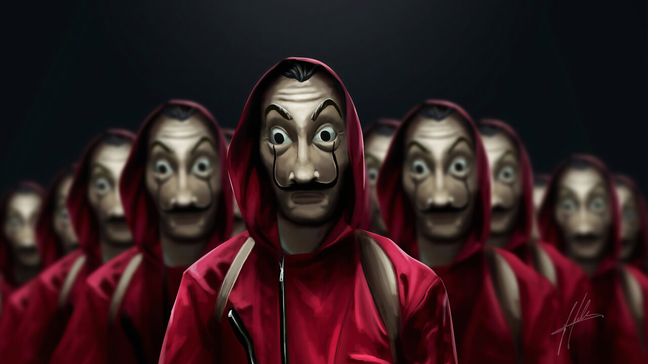 Money Heist greenlit by Netflix for fifth and final season
