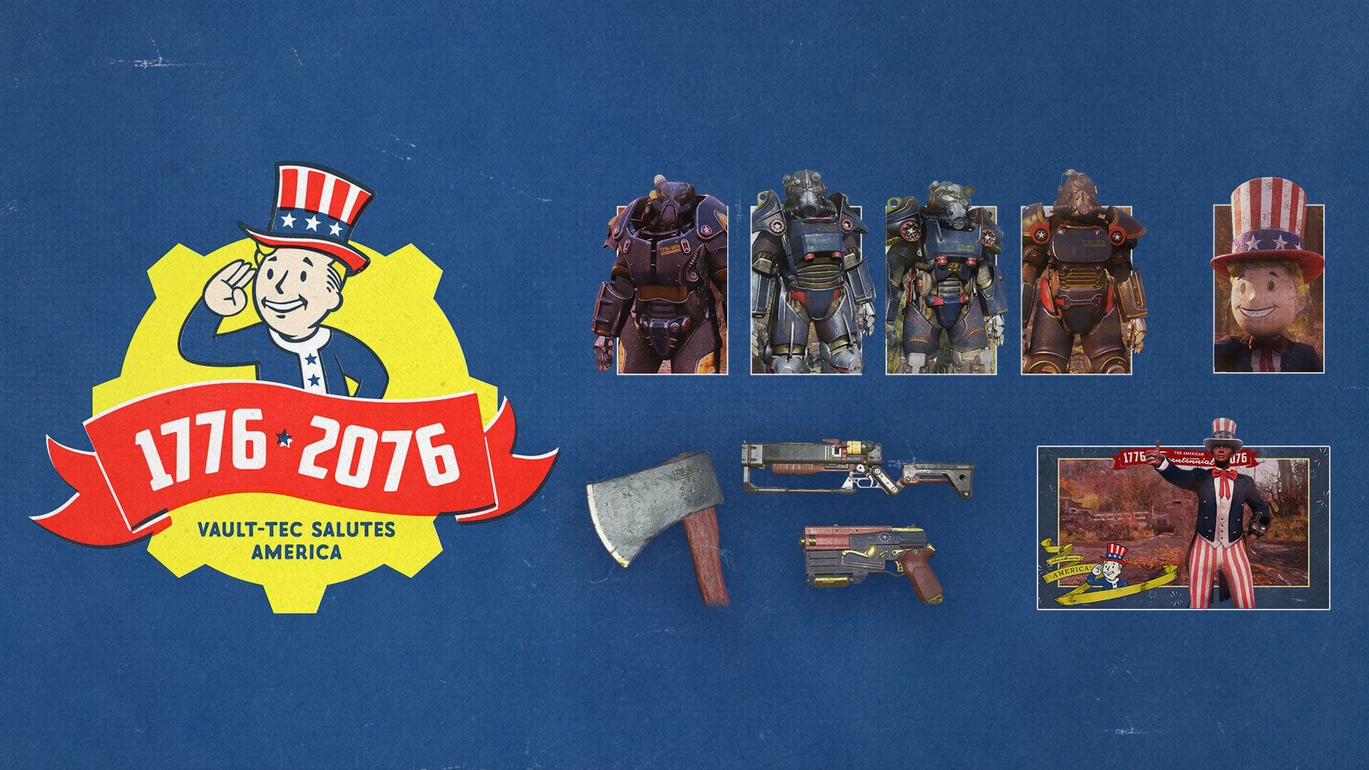 Fallout Mixtures for 4th of July