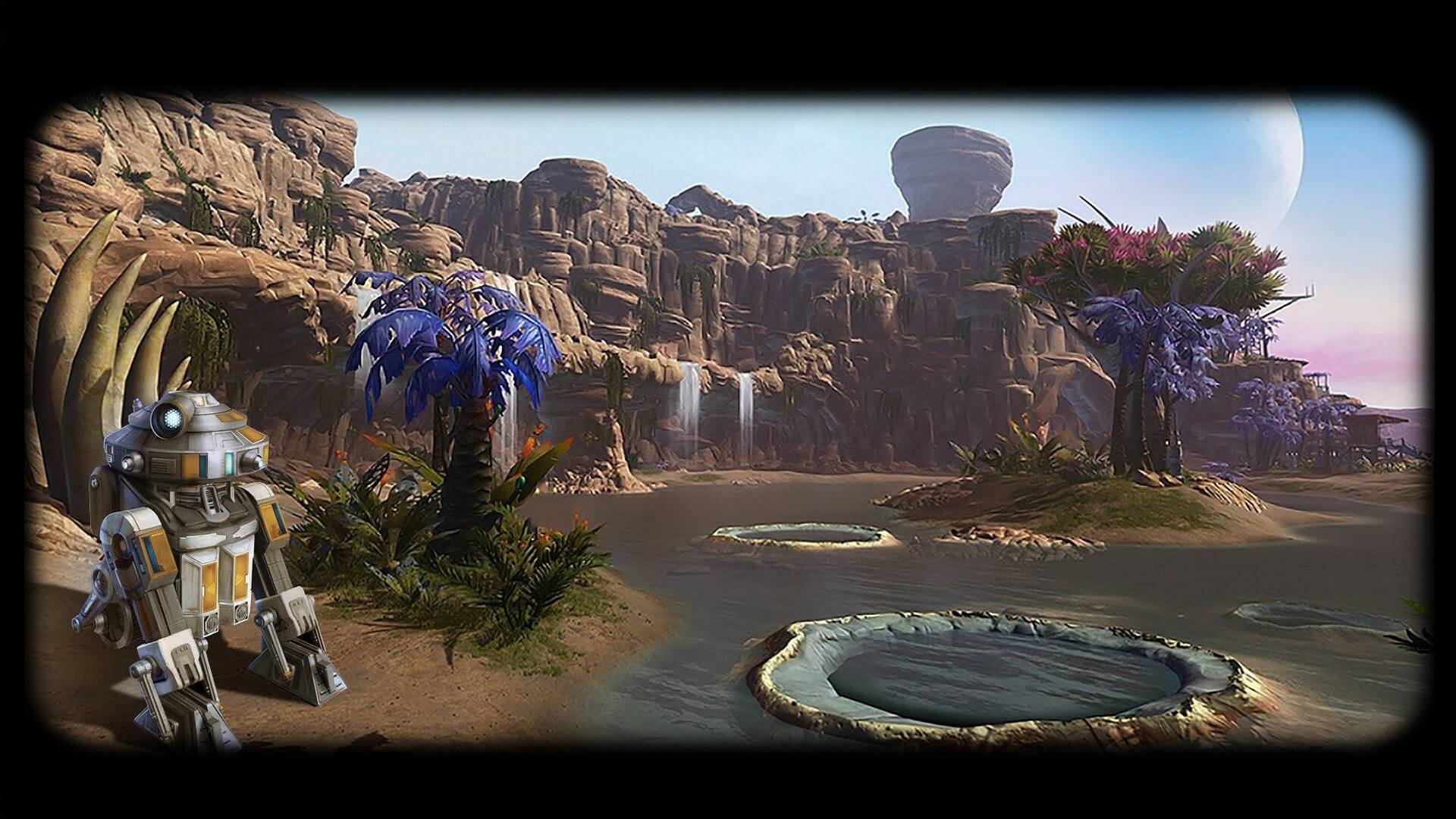 Star Wars: The Old Republic Releases on Steam