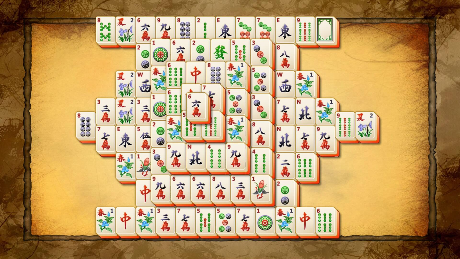 Take a Break and Relax with Mahjong Solitaire