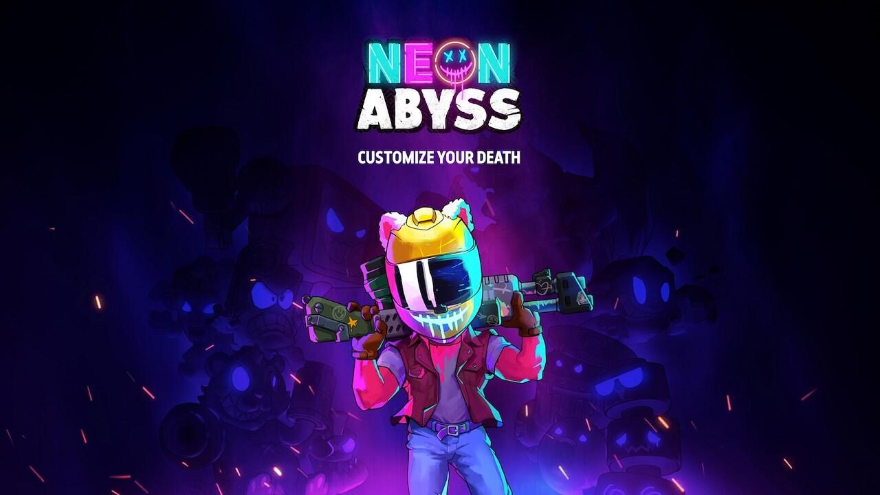 Neon Abyss Launches Free Demo On Switch