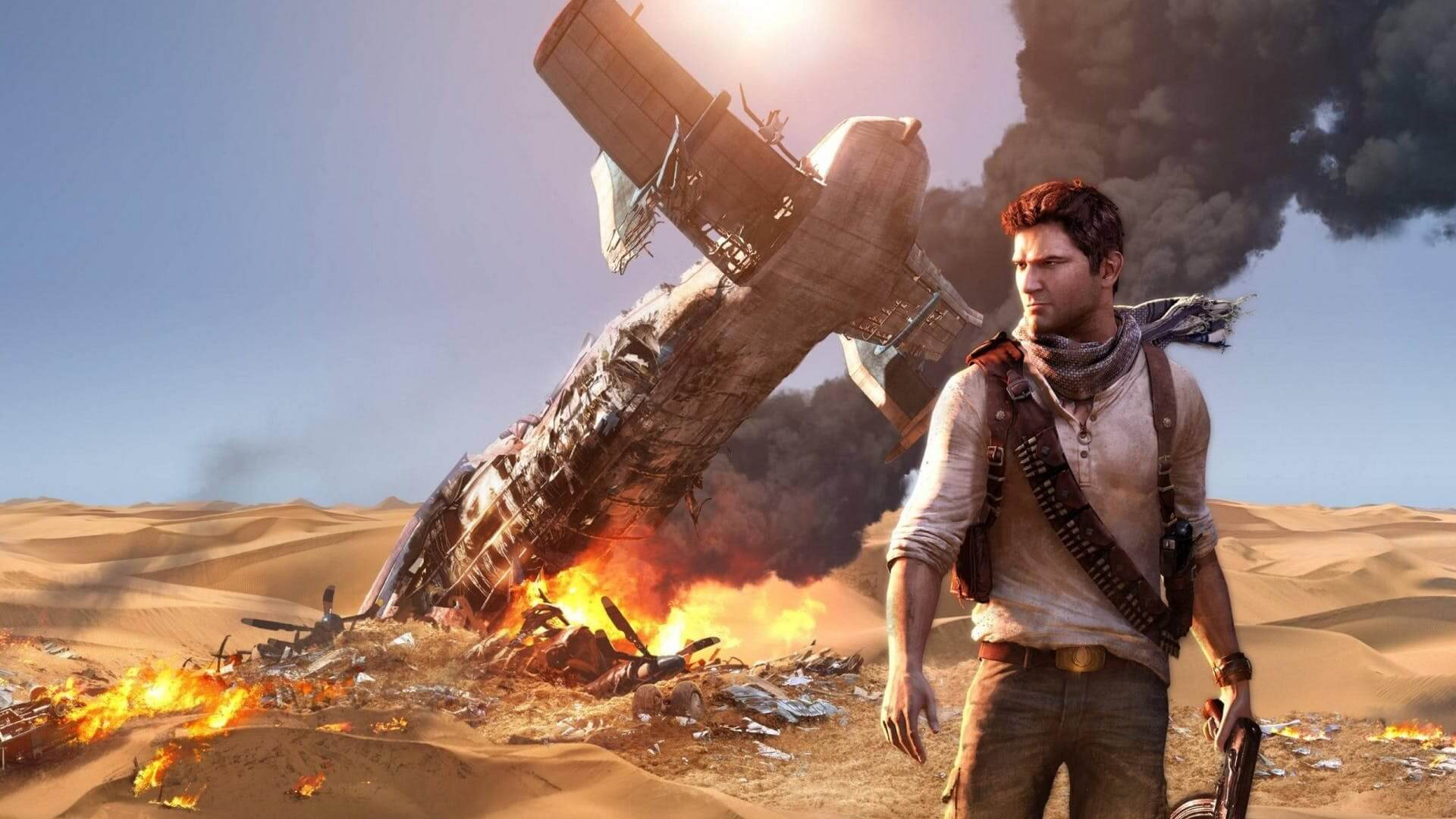 Nerds Talk Movies #7 - Uncharted To Start Filming