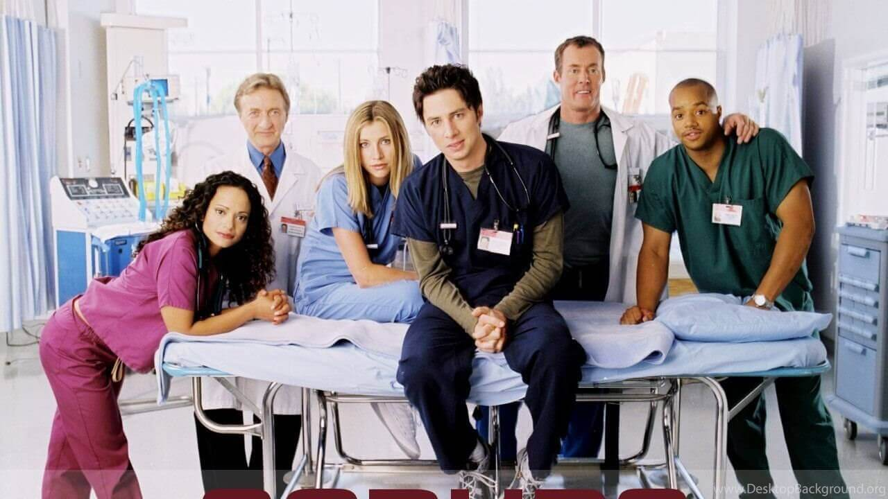 A Scrubs Podcast By Zach Braff and Donald Faison Is What 2020 Needs