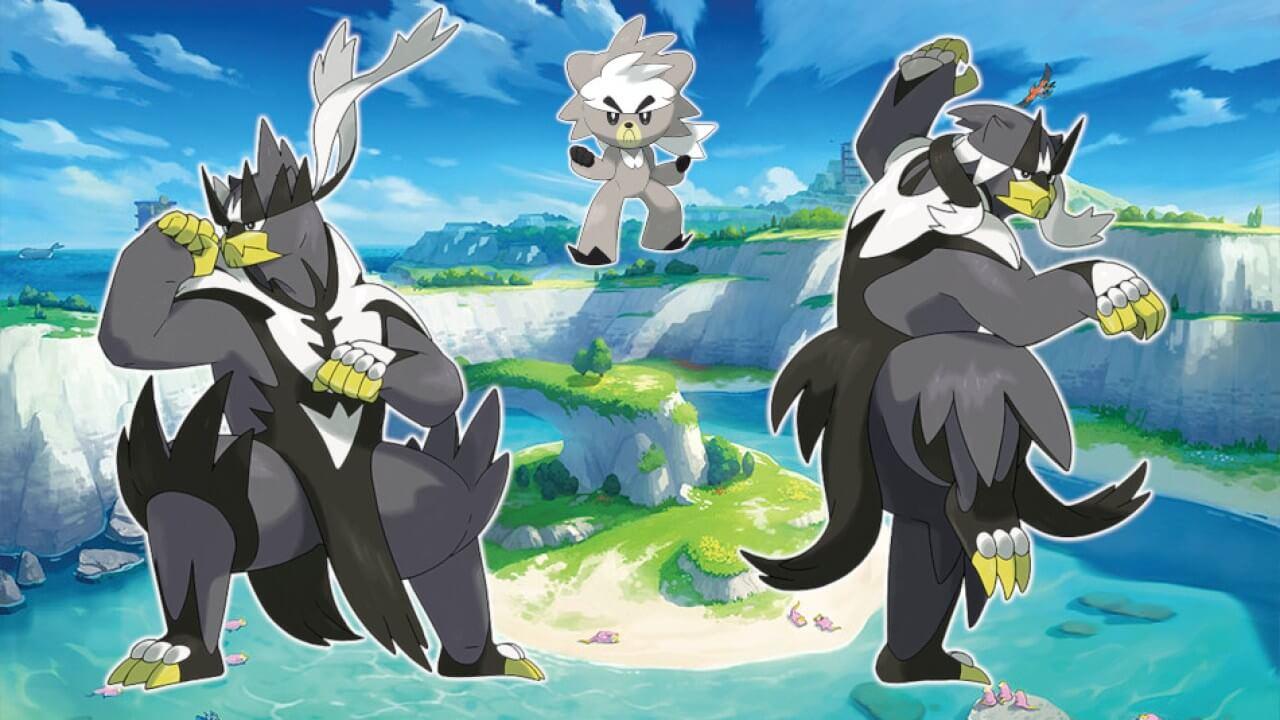 Pokemon Urshifu Single Strike vs Rapid Strike Style