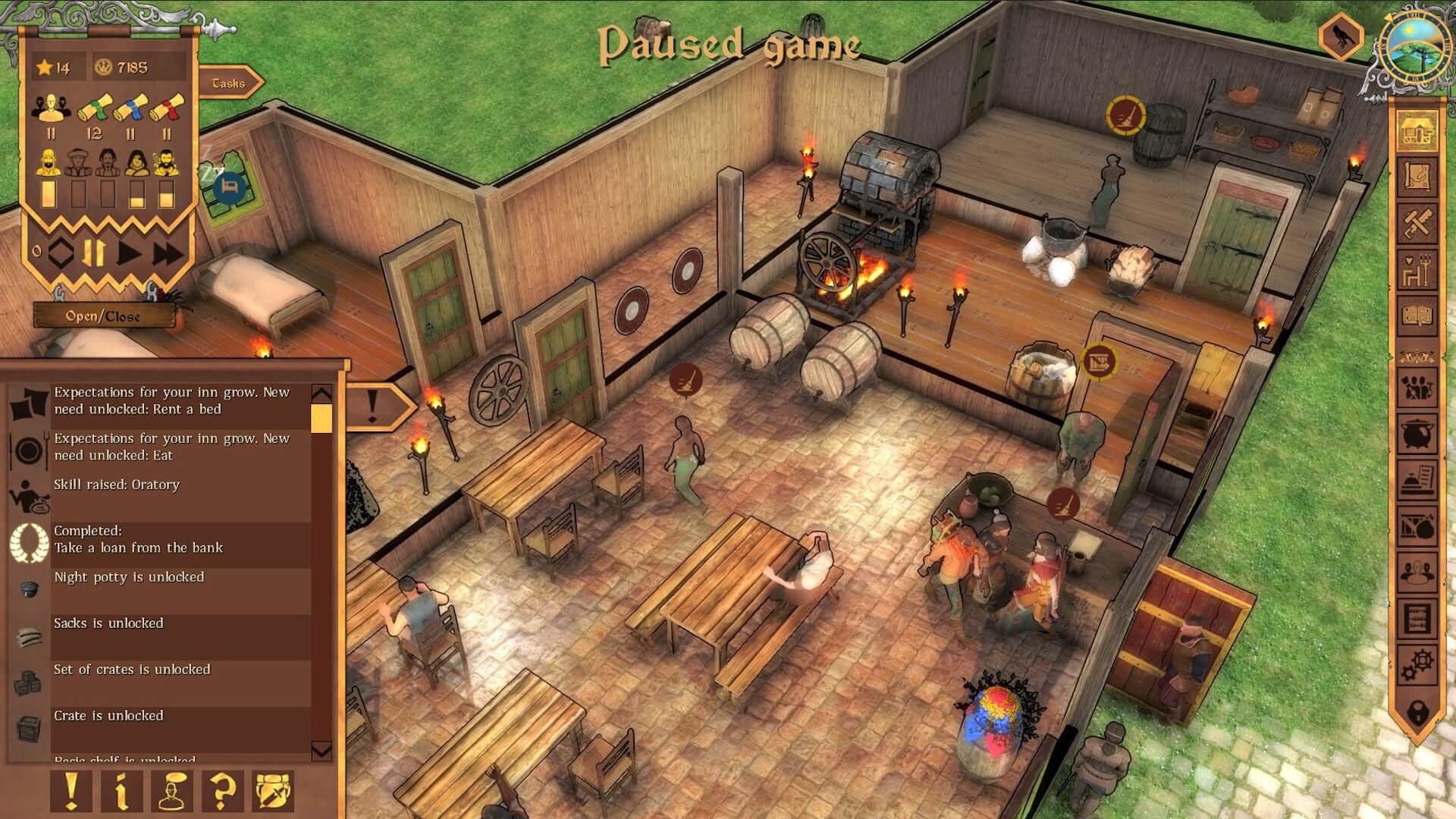 Crossroads Inn Review: Ye Olde Sims
