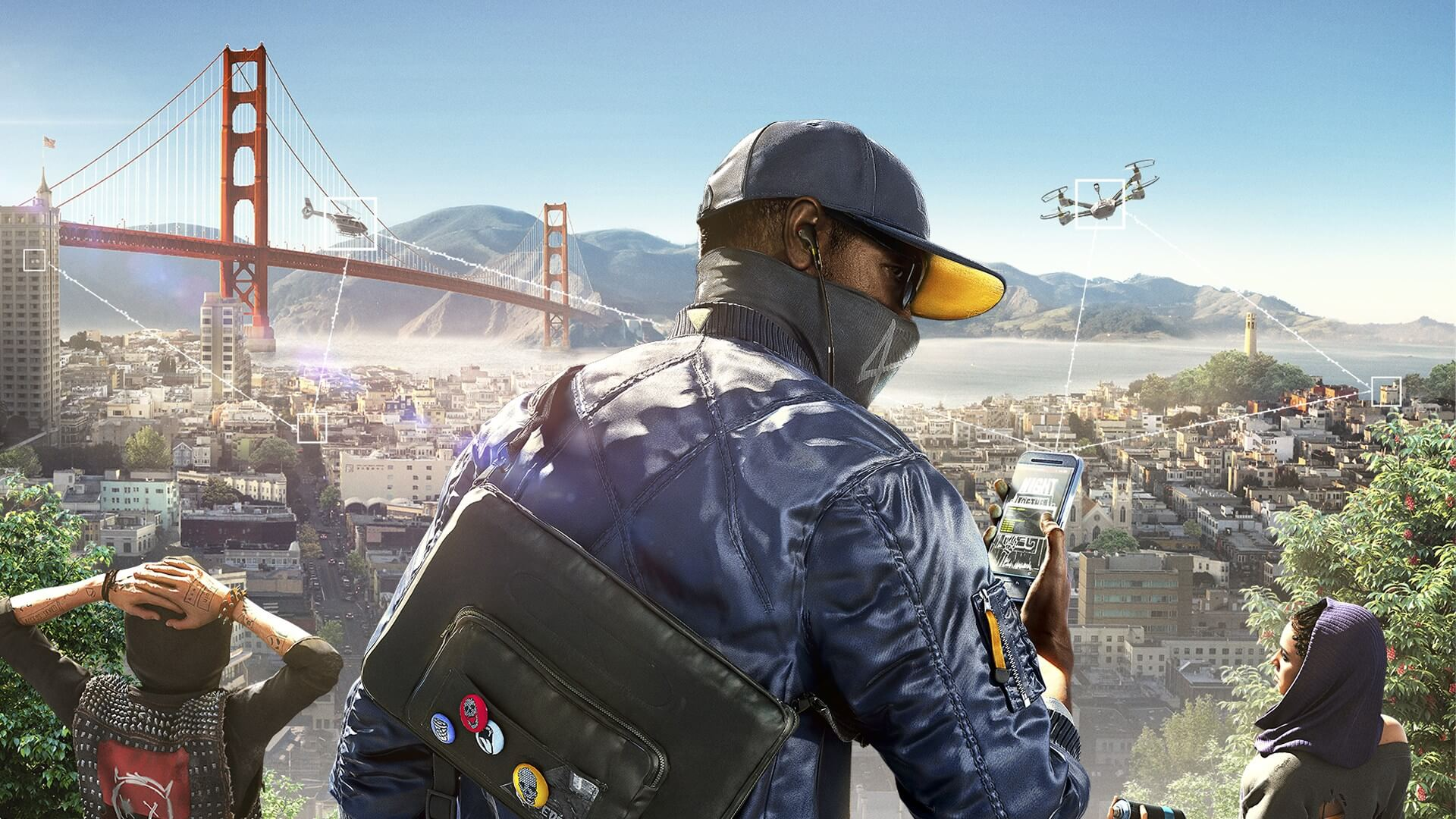 Watch Dogs 2 Is Free During Ubisoft Forward