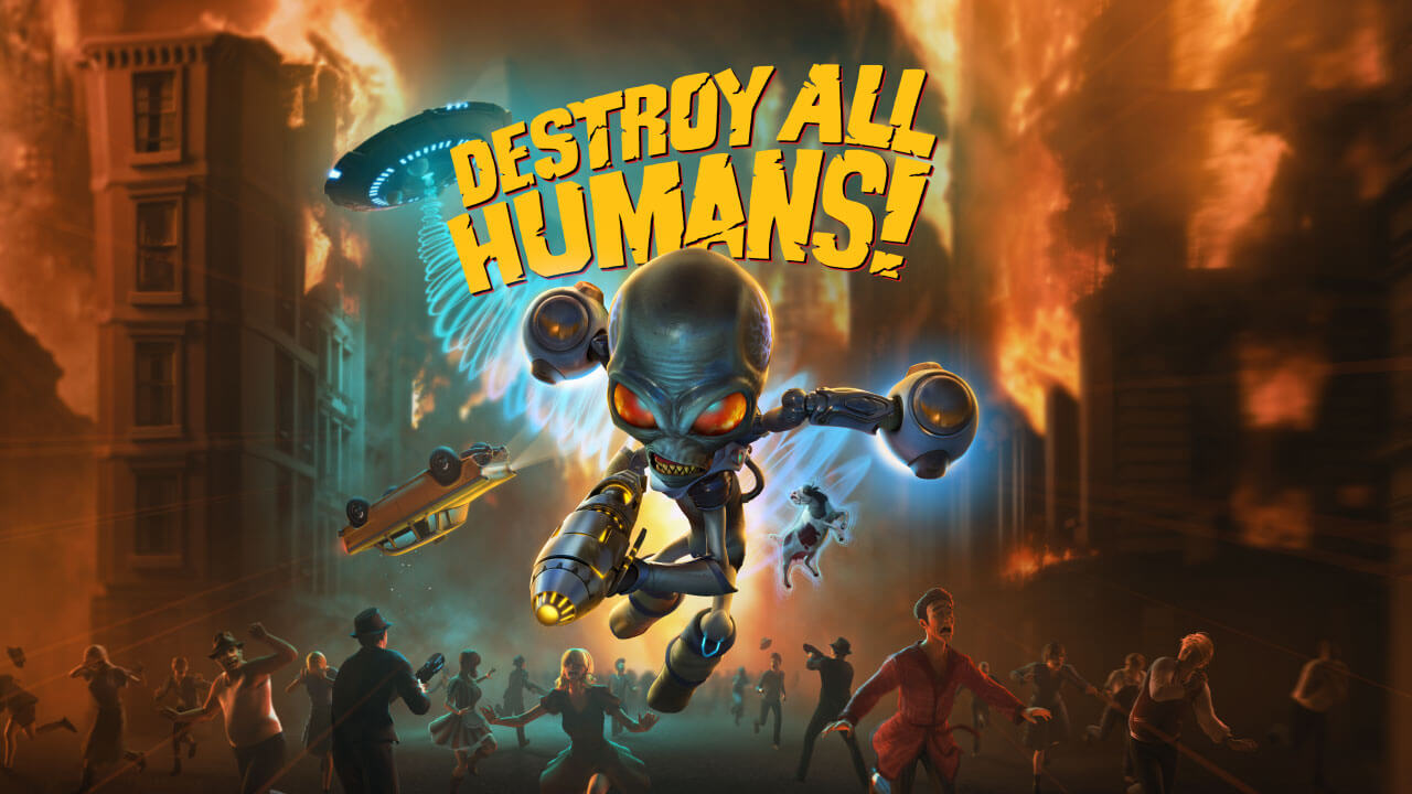 Destroy All Humans! Remake is Out Today for PS4, Xbox One, and PC
