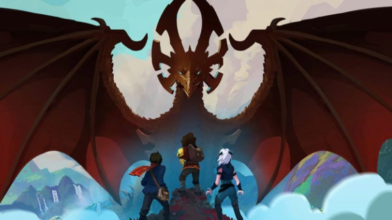 The Dragon Prince is Getting a Tabletop Roleplaying Game