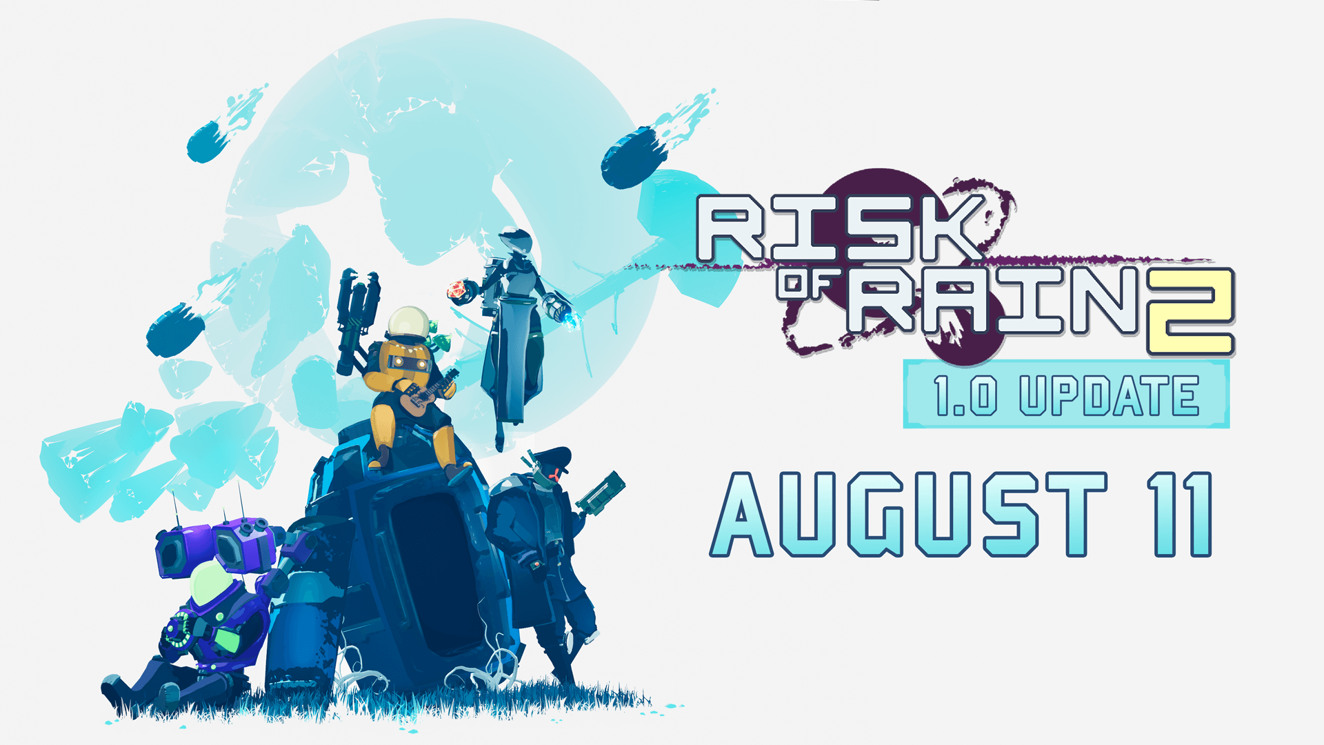 Risk of Rain 2 1.0 Releases August 11th on PC
