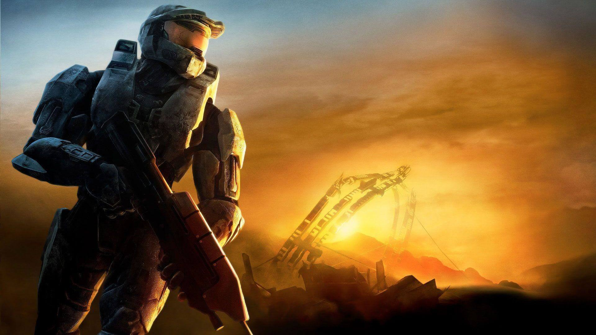 Halo Infinite Concept Art Reveals New Character and Mjolnir Armor