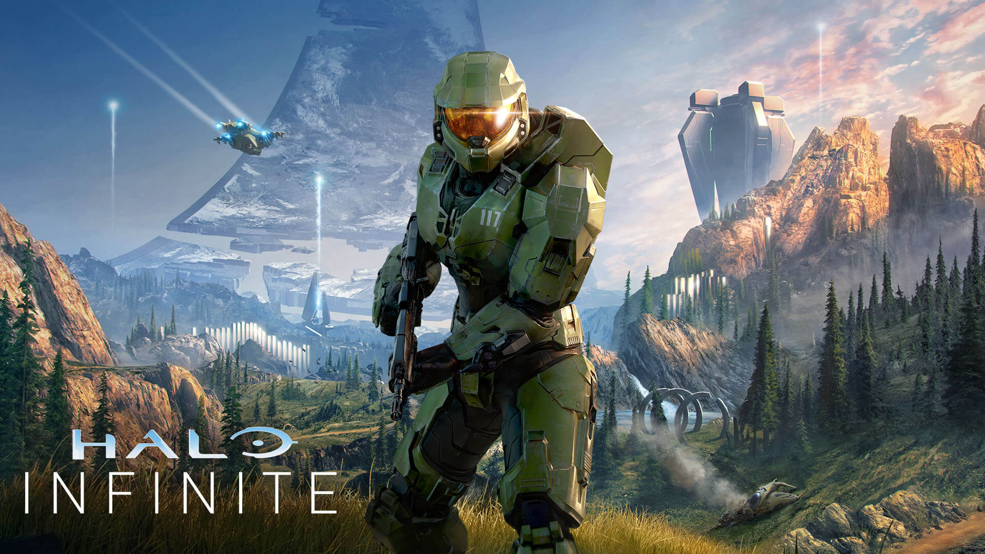 Master Chief Returns in Halo Infinite Demo