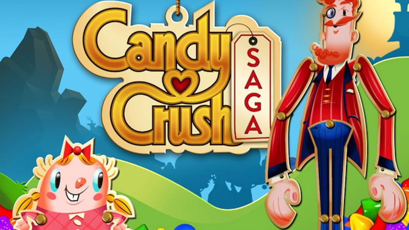 Top iPhone Games September 2020 Candy Crush