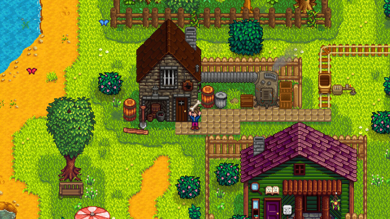 How to Get a Stardew Valley Battery Pack