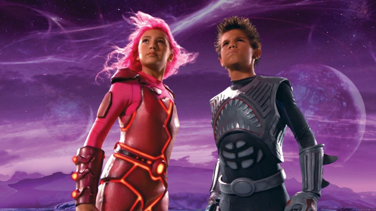 Sharkboy and Lavagirl Return in We Can Be Heroes