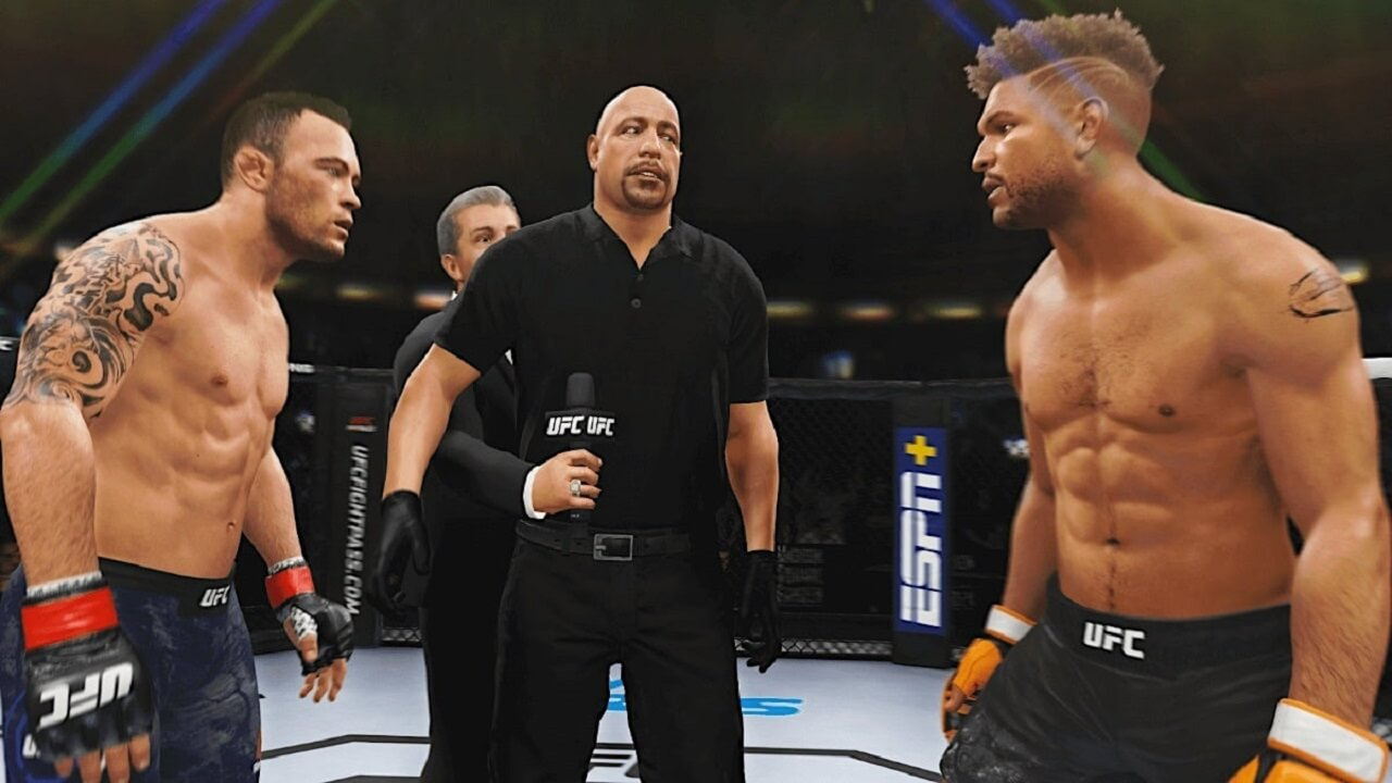 EA Removes In-Game Ads In UFC 4 Following Backlash