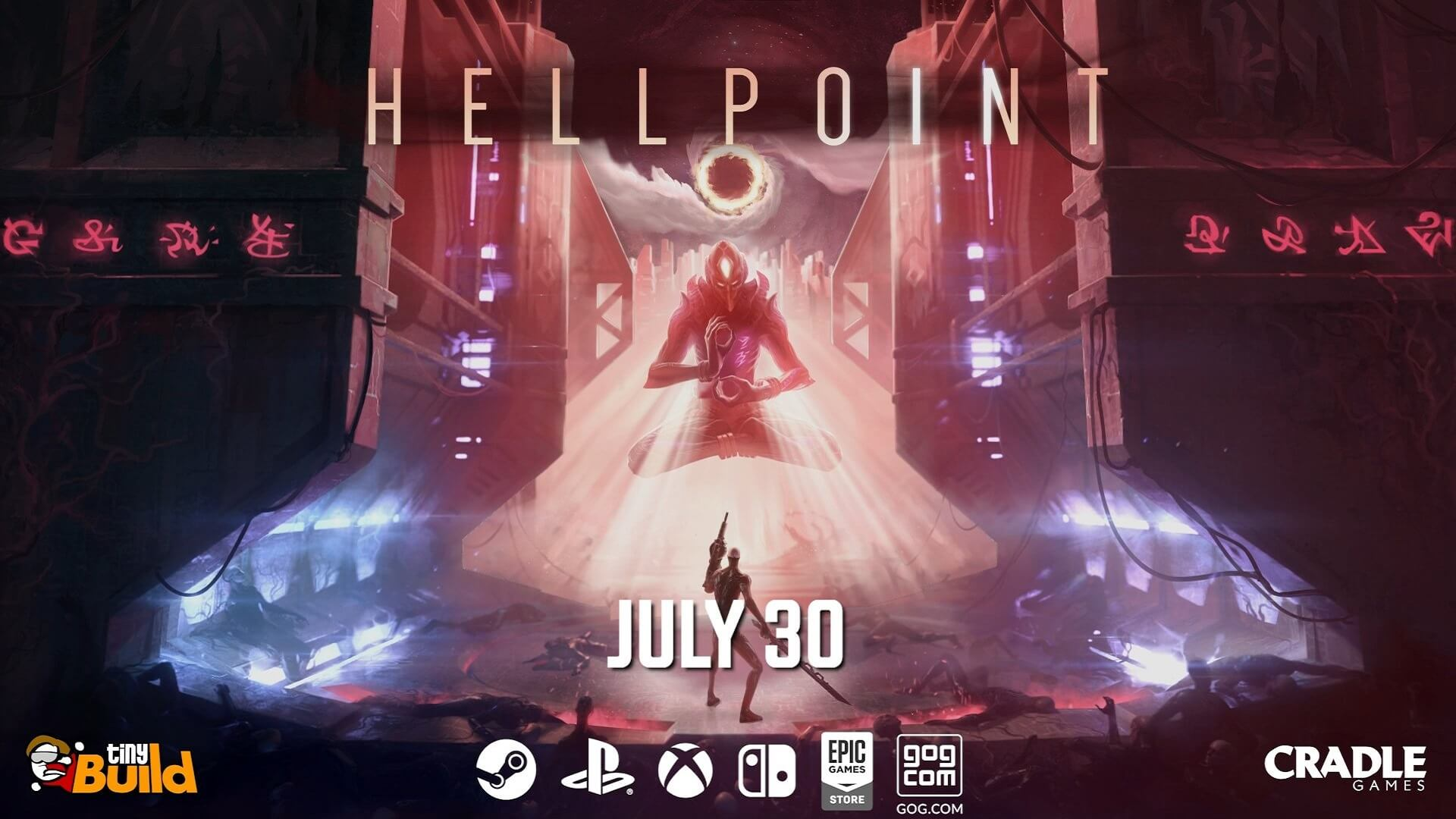 Hellpoint Arrives on PC and Consoles July 30th