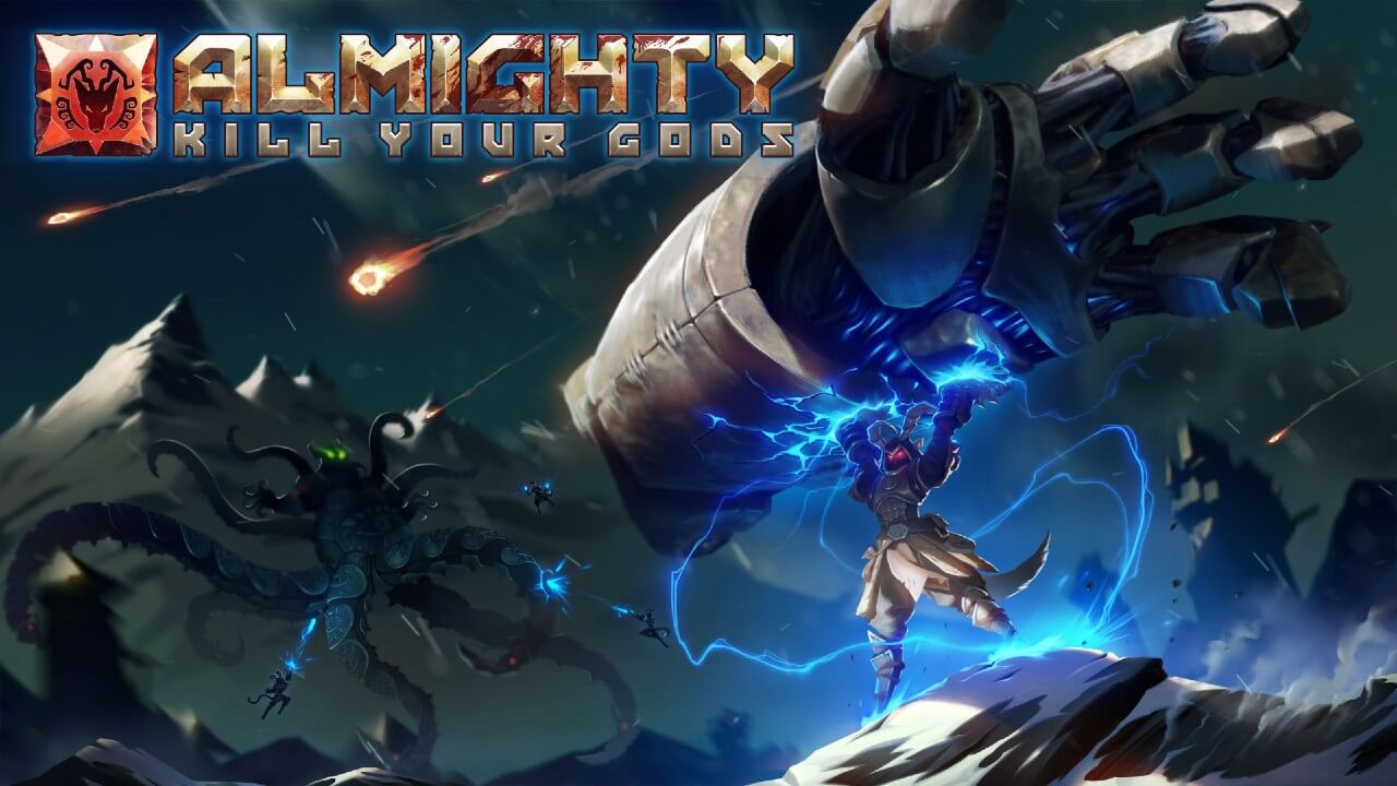 Almighty: Kill Your Gods Introduces Gigantic Enemies