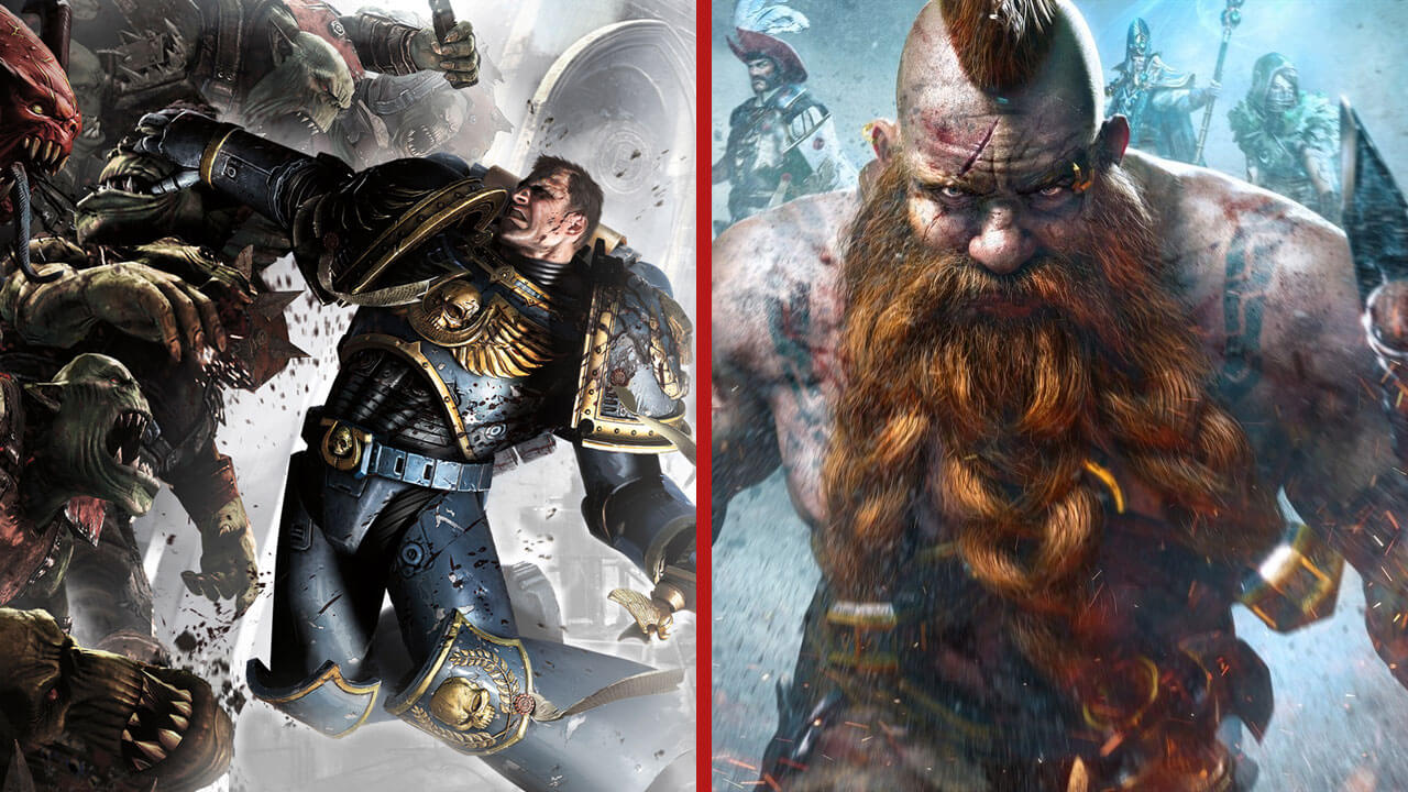 The Best Warhammer Games Deals For July 2020