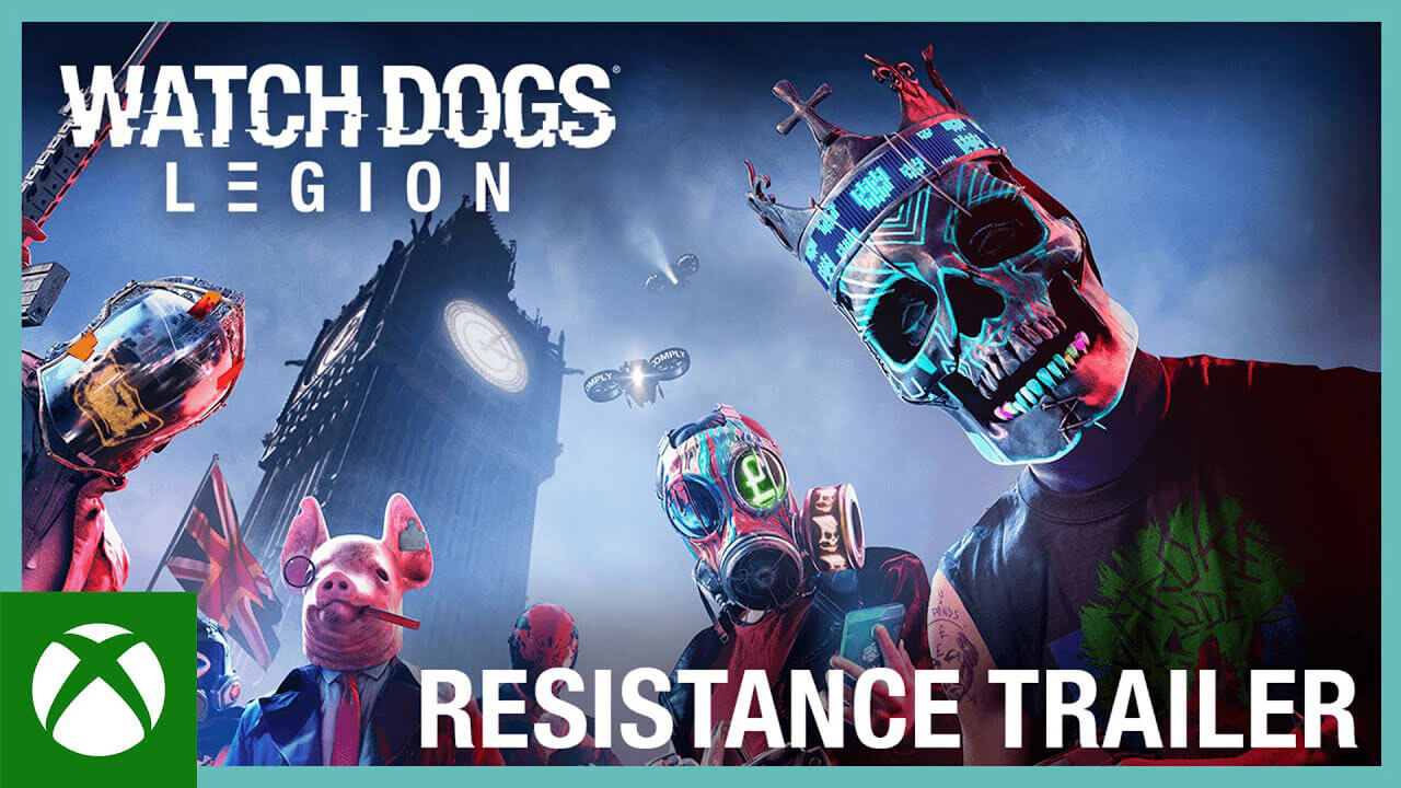 Watch Dogs: Legion Shows Off More Story, Gameplay in Xbox Games Showcase Stream