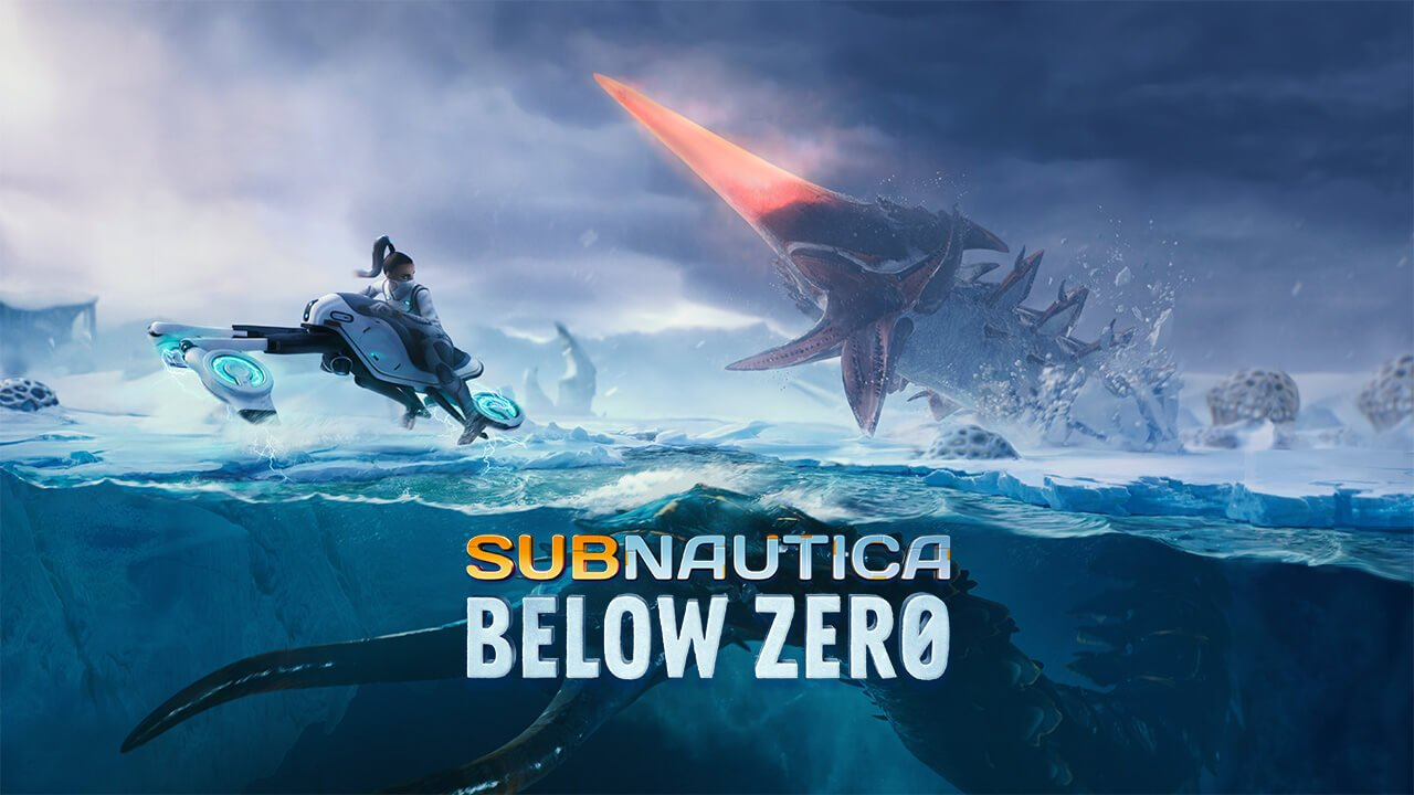 Subnautica and Below Zero Come to Switch Next Year