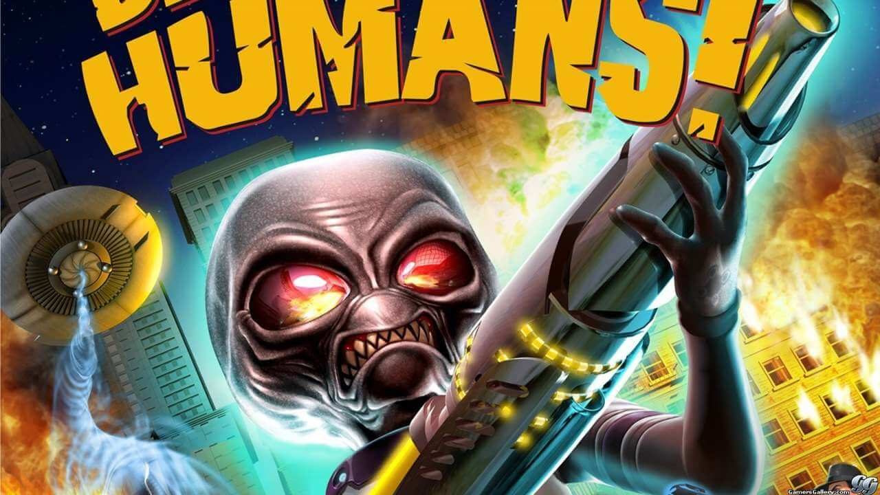 Destroy All Humans! 2020 (Xbox One) Review: Out Of This World