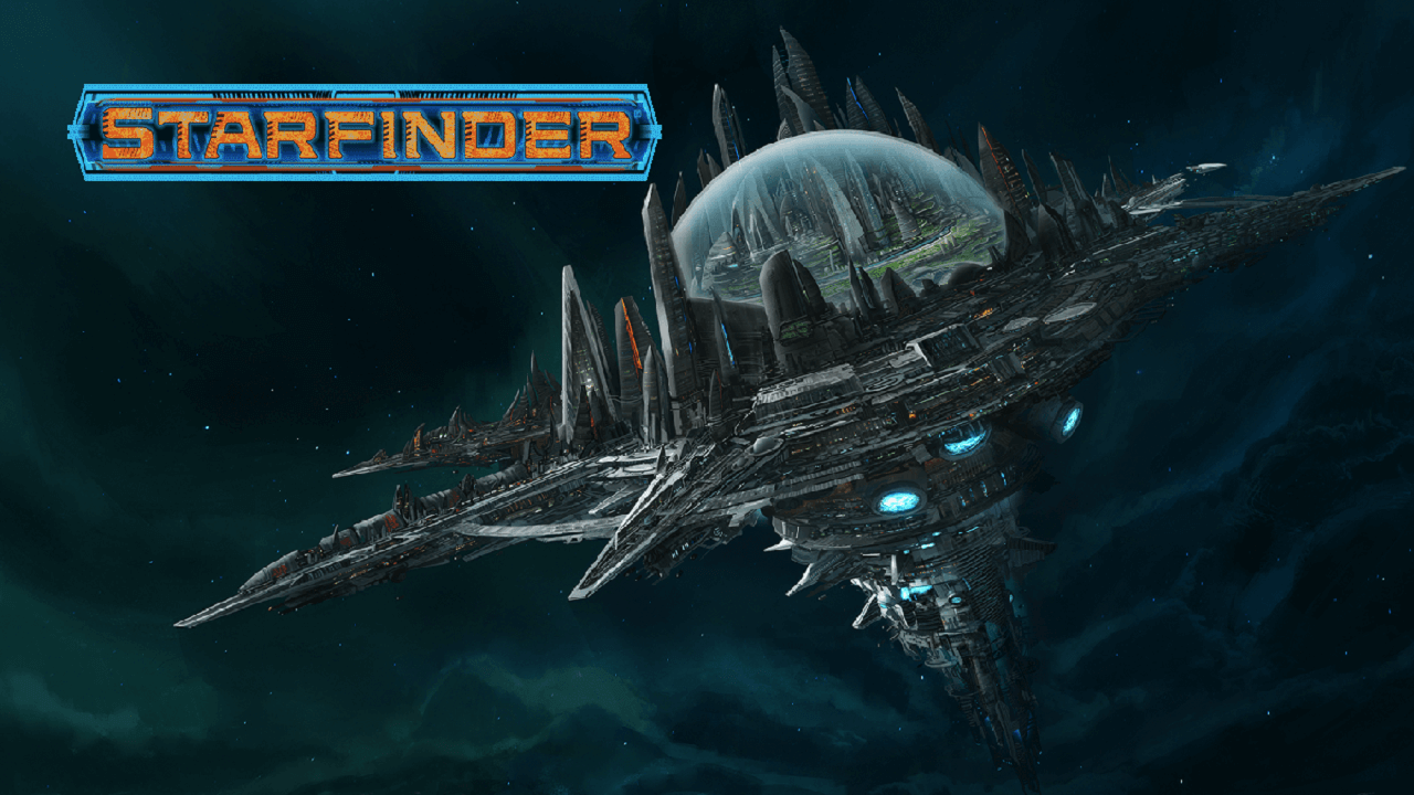 Starfinder Interactive Alexa Game Releases with Outstanding Cast