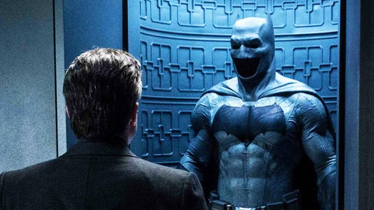 Batfleck Returns For Andy Muschietti's The Flash