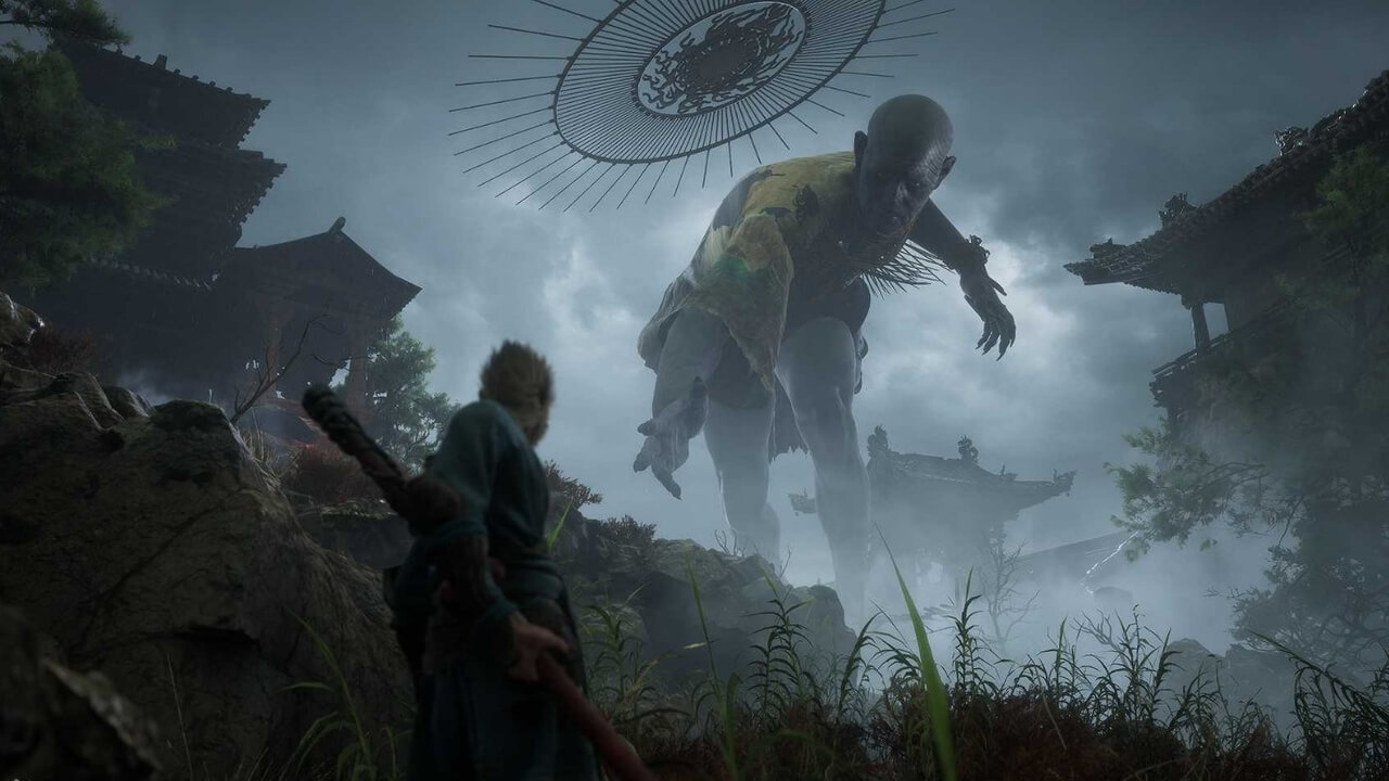 New RPG Black Myth: Wukong Trailer Released