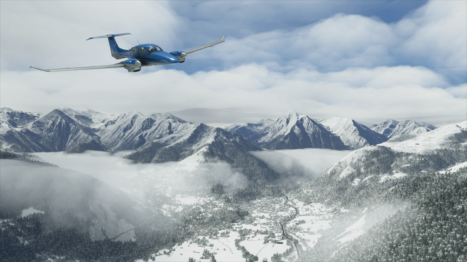 Microsoft Flight Simulator Takes Off Today for PC and Xbox