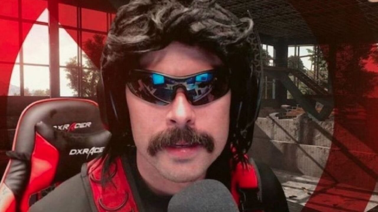 Dr. Disrespect Threatens Lawsuit Against Twitch