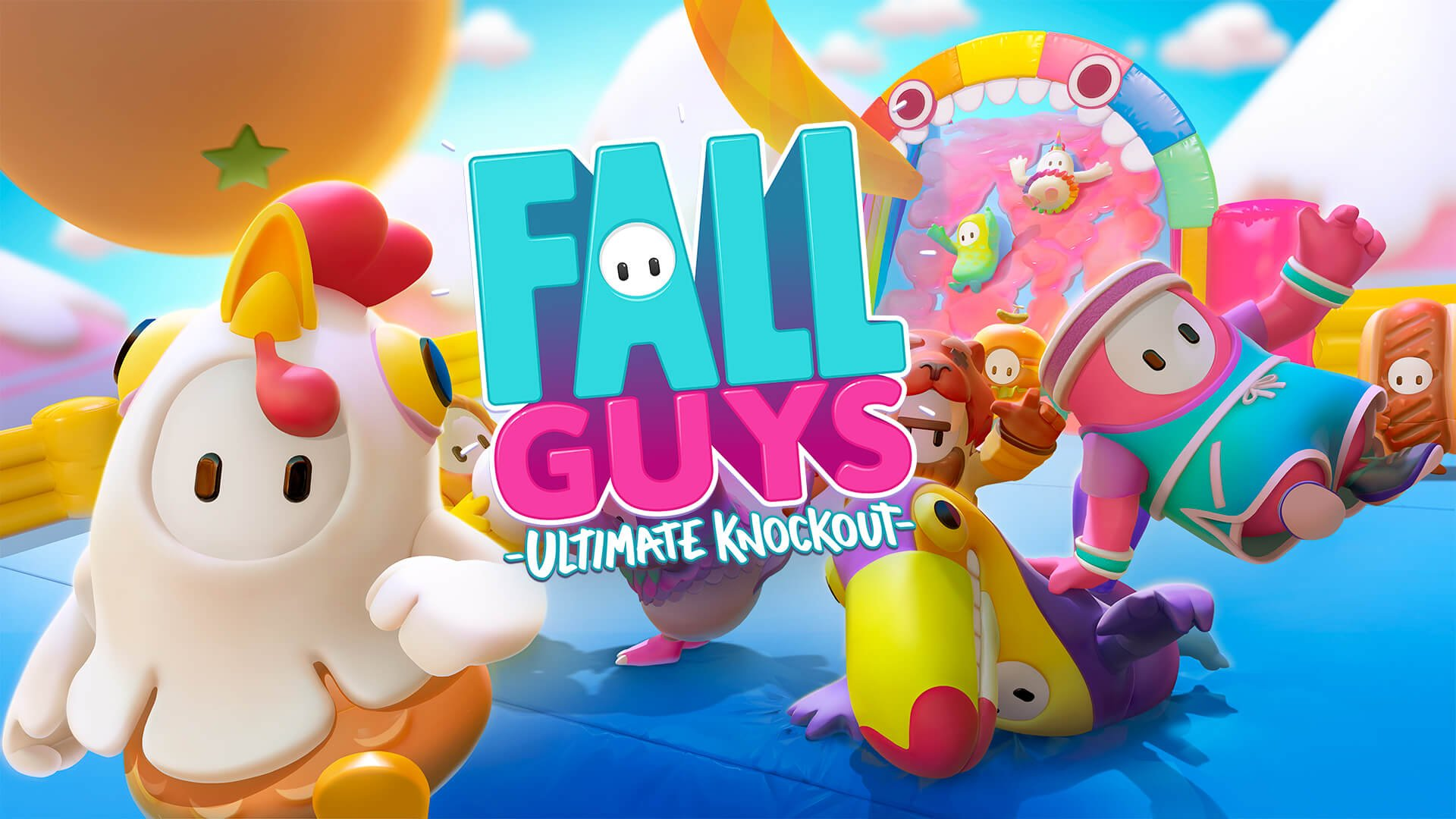 Fall Guys Is The Most Downloaded Game In PS Plus History