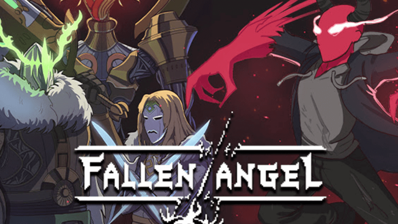 Fallen Angel Unleashes Hell This October
